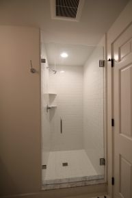 Ensuite Bath Shower
