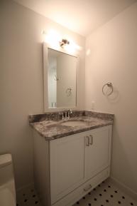 Ensuite Bath Vanity