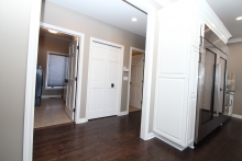 Laundry-Entry Hall after