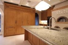 Kitchen Frig & Freezer