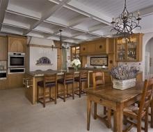 Kitchen - Sitting Room